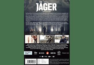 Jäger-Tödliche Gier-Staffel 1 DVD