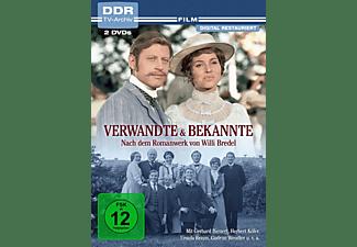 Verwandte und Bekannte DVD