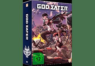 God Eater-Gesamtedition: Episode 01-13 DVD