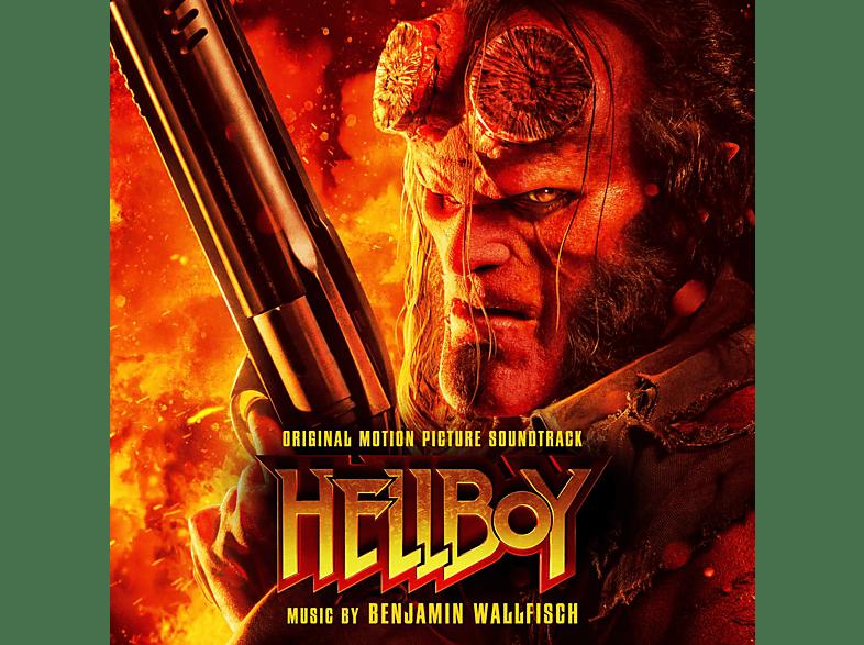 Benjamin Wallfisch - Hellboy/OST [Vinyl]