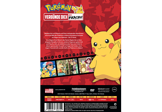 Pokémon - Verbünde dich mit Pikachu! DVD