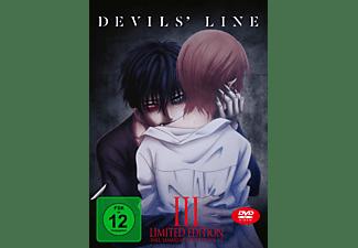Devils' Line Vol.3+Sammelschuber (Limited Editi DVD