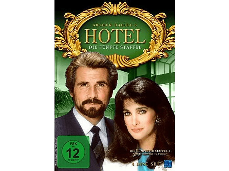 Hotel-Staffel 5: Episode 98-114 [DVD]