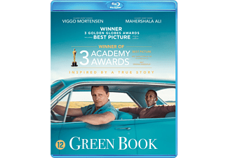 - Green Book: Sur Les Routes Blu-ray