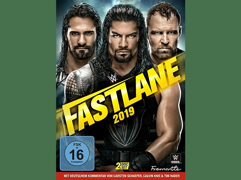WWE-Fastlane 2019 [DVD]