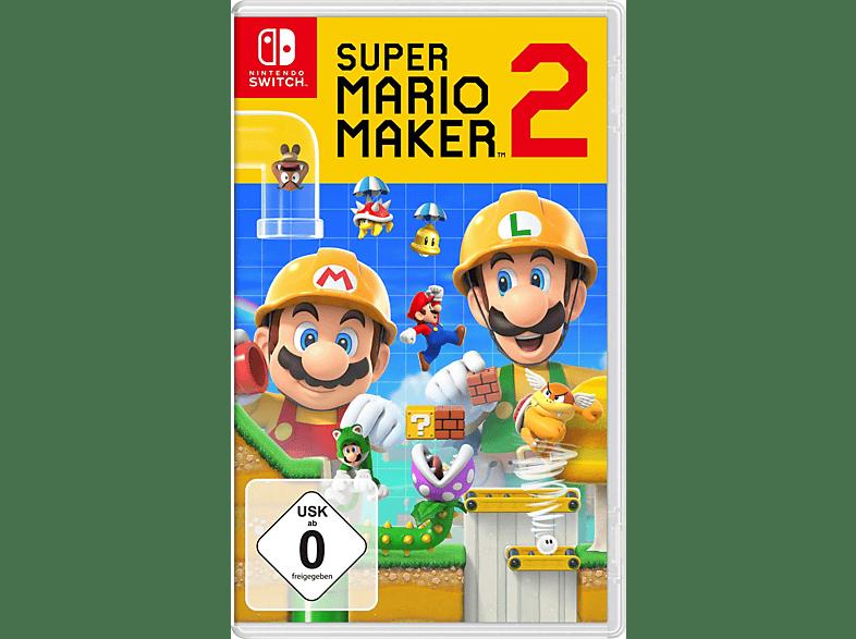 NINTENDO OF EUROPE PL NINTENDO OF EUROPE PL Switch Super Mario Maker 2 Nintendo Switch