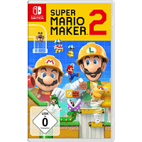 Switch Super Mario Maker 2 - [Nintendo Switch]