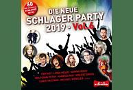 VARIOUS - Die neue Schlager Party,Vol.6 (2019) [CD]