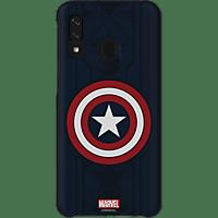 SAMSUNG Captain America , Backcover, Samsung, Galaxy A40, Kunststoff, Mehrfarbig