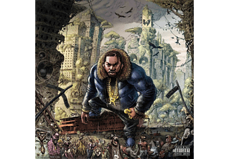 Raekwon - THE WILD  - (CD)