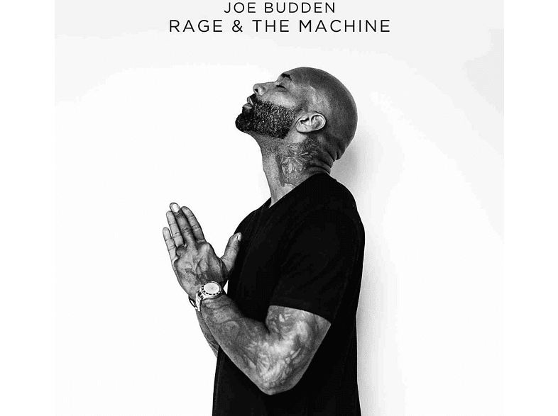 Budden Joe - Rage The Machine [CD]