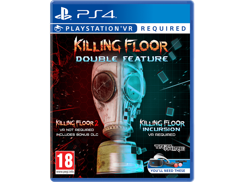 Killing Floor – Double Feature NL/FR PS4