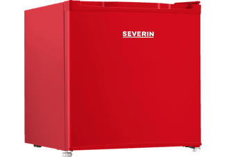 SEVERIN KB 8876 Kühlschrank (84 kWh/Jahr, A++, 496 mm hoch, Rot)