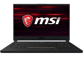 MSI Gaming Notebook GS65 9SF-445 Stealth, schwarz/gold (0016Q4-445)