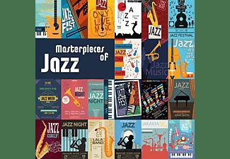 VARIOUS - Masterpieces Of Jazz  - (CD)