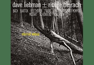 David Liebman, Richie Beirach - Eternal Voices  - (CD)