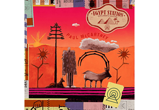 Paul McCartney - Egypt Station (Explorers Editon) CD