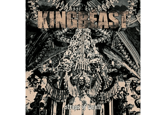 Kingbeast - Straps Of Wrath  - (CD)