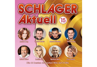 VARIOUS - Schlager Aktuell 15  - (CD)