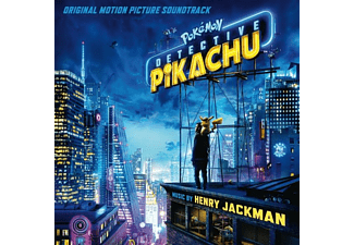 Henry Jackman - Pokemon Detective Pikachu (Original Motion Picture  - (CD)