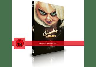 Chucky und seine Braut / Bride of Chucky – exklusives Mediabook, Cover B, nummeriert Blu-ray + CD