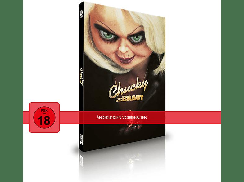Chucky und seine Braut / Bride of Chucky – exklusives Mediabook, Cover B, nummeriert [Blu-ray + CD]