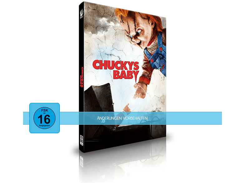 Chuckys Baby / Seed of Chucky – exklusives Mediabook, Cover B, nummeriert [Blu-ray + CD]