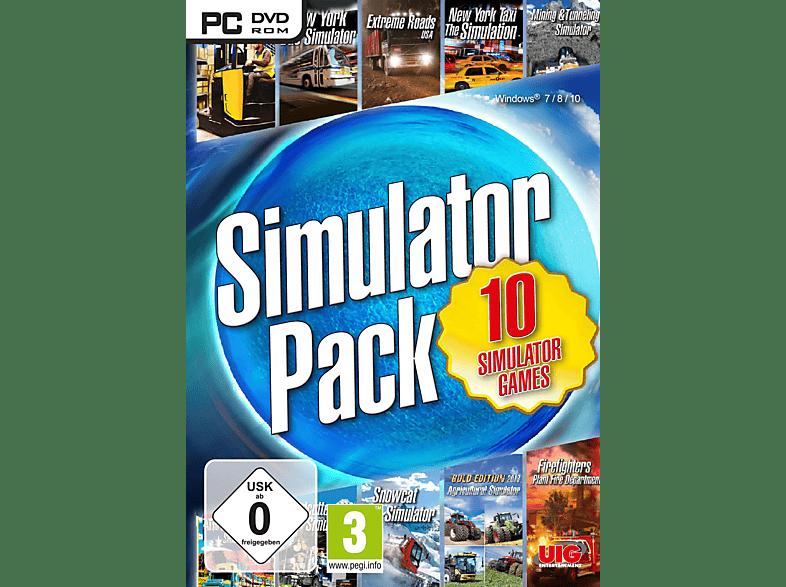 Simulator Pack 10 Simulator Games [PC]