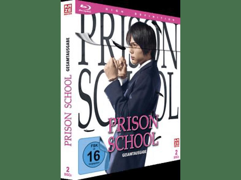 Prison School [Blu-ray]