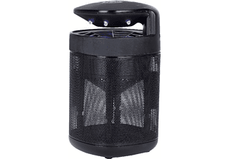 Atrapamosquitos - Jata MT12N, 2.5 W, Bandeja lavable, Silencioso, Negro