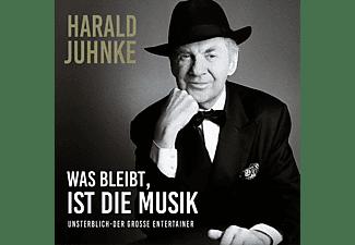 Harald Juhnke - Was Bleibt Ist Die Musik  - (CD)