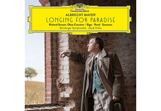 Albrecht Mayer - Longing For Paradise CD