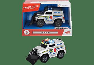 DICKIE TOYS Police Spielzeugauto Silber