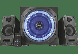 TRUST GXT 688 Torro Beleuchtetes 2.1-Lautsprecherset