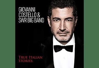 Giovanni & Swr Big Band Costello - True Italian Stories  - (CD)