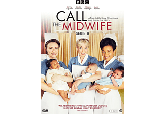 3 Dvd Stackpack - Call The Midwife: Seizoen 8 DVD