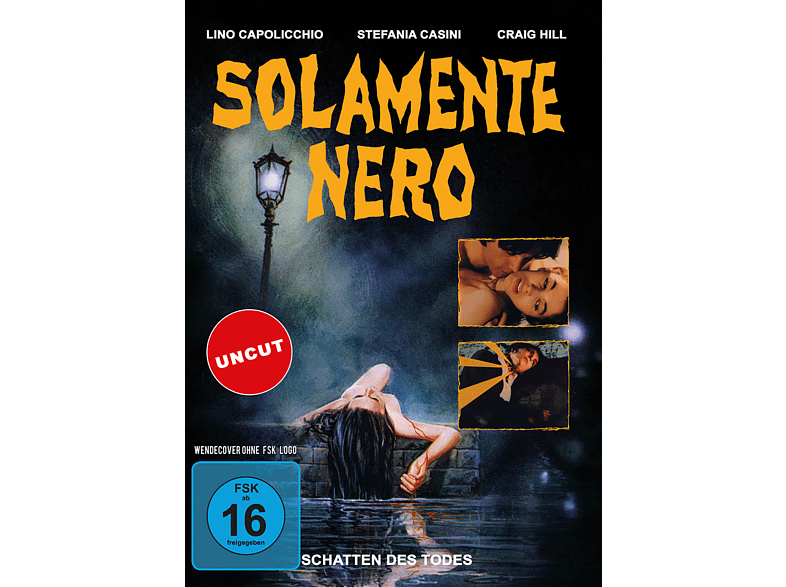 Solamente Nero [DVD]