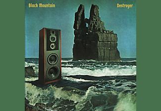 Black Mountain - Destroyer (Limited White Vinyl)  - (Vinyl)