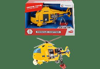 DICKIE TOYS Rescue Copter Spielzeughubschrauber Gelb