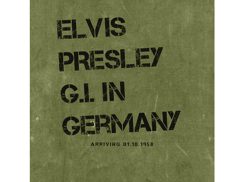 Elvis Presley - GI IN GERMANY (180GR.LIMITIERT) [Vinyl]