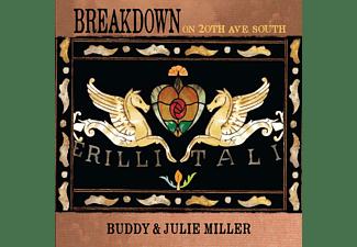 Buddy & Julie Miller - Breakdown On 20th Ave.South  - (CD)