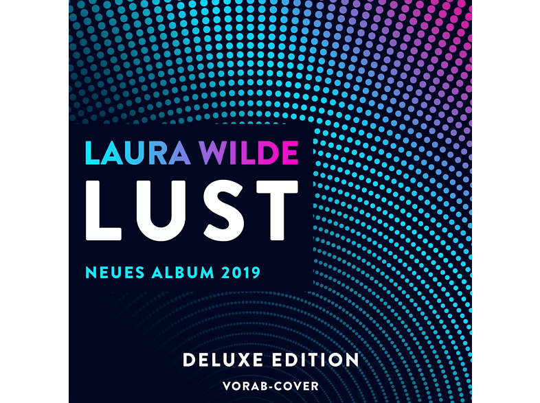 Laura Wilde - Lust (Deluxe Edition) [CD]