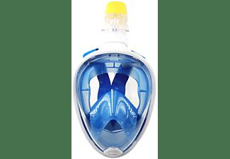 Soporte cámara deportiva - SK8 Aqua, Máscara Snorkel, Cámara deportiva, Talla S/M, Azul