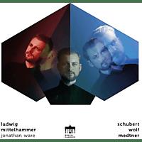 Mittelhammer,Ludwig/Ware,Jonathan - Schubert-Wolf-Medtner [CD]