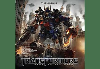 VARIOUS - Transformers:Dark of the Moon-The Album  - (Vinyl)