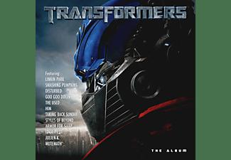 OST/VARIOUS - Transformers-The Album  - (Vinyl)