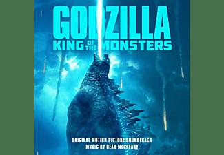 Bear Ost/mccreary - Godzilla:King Of Monsters  - (CD)