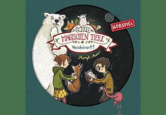 Die Schule Der Magischen Tiere - 09: Versteinert! (Hörspiel)  - (CD)