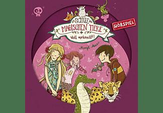 Die Schule Der Magischen Tiere - 08: Voll Verknallt! (Hörspiel)  - (CD)