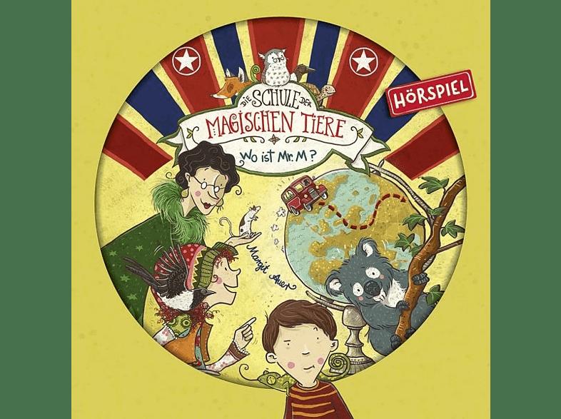 Die Schule Der Magischen Tiere - 07: Wo Ist Mr.M? (Hörspiel) - (CD)